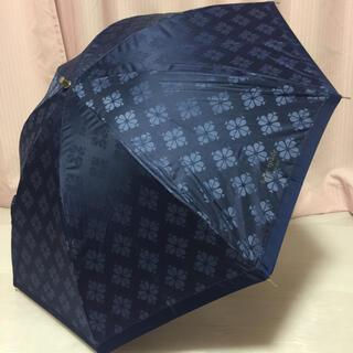 ケイトスペードニューヨーク(kate spade new york)のケイトスペード 晴雨兼用傘 ブランド日傘 UVカット 50cm(傘)