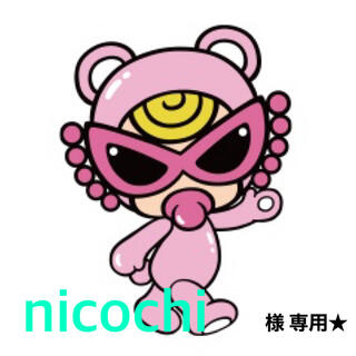 ヒステリックミニ(HYSTERIC MINI)のnicochi様専用 エコバッグ ヒスミニ ミッキー 海外製品(エコバッグ)