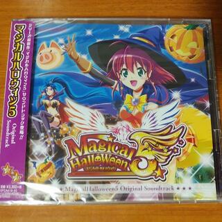 コナミ(KONAMI)の「マジカルハロウィン5」Original Soundtrack (DVD付)(パチンコ/パチスロ)