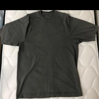 リックオウエンス(Rick Owens)のリックオウエンス 17SS オーバーシルエットTシャツ(Tシャツ/カットソー(半袖/袖なし))