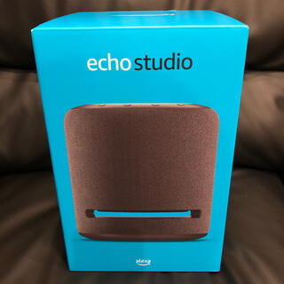 Amazon Echo Studio エコースタジオスマートスピーカーAlexa(スピーカー)
