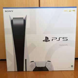プレイステーション(PlayStation)のPlayStation5  CFI-1000A01 未開封 新品(家庭用ゲーム機本体)