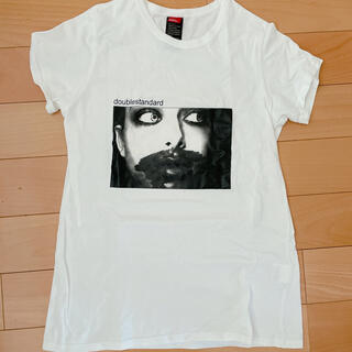 ダブルスタンダードクロージング(DOUBLE STANDARD CLOTHING)のDOUBLE STANDARD CLOTHING ダブスタ Tシャツ(Tシャツ(半袖/袖なし))