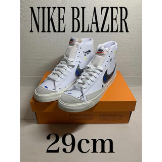 ナイキ(NIKE)のNIKE BLAZER MID '77 VINTAGE 29cm   (スニーカー)