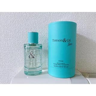 ティファニー(Tiffany & Co.)のティファニー&ラブ フォーハー オードパルファム 50ml(ユニセックス)