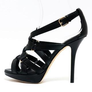 クリスチャンディオール(Christian Dior)のディオール/クリスチャンディオール美品  -(サンダル)