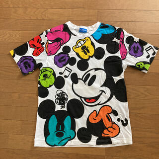 ミッキーマウス(ミッキーマウス)のディズニー Tシャツ ミッキー(Tシャツ/カットソー(半袖/袖なし))