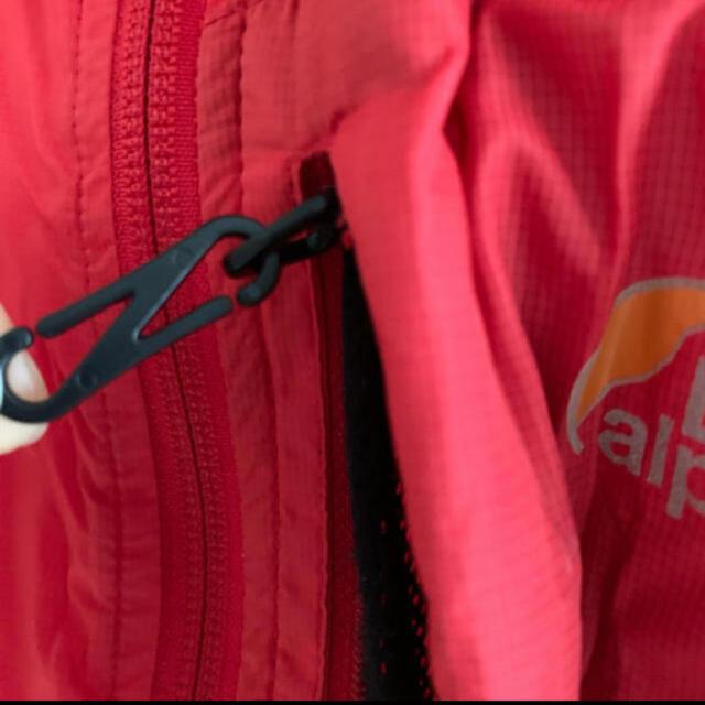 Lowe Alpine(ロウアルパイン)のロウアルパイン  軽量ジャケット ノースフェイス パタゴニア マムート好きな方へ スポーツ/アウトドアのアウトドア(登山用品)の商品写真