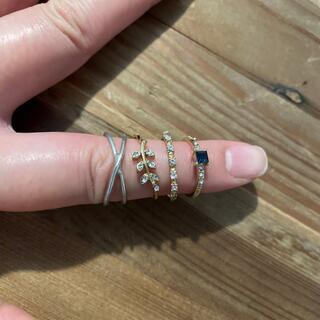 ビームス(BEAMS)のビームス 指輪 4個セット(リング(指輪))