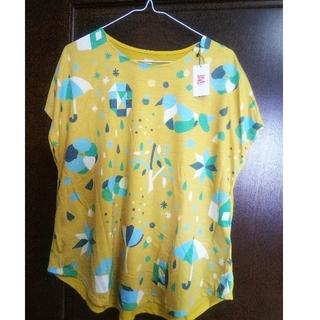 グラニフ(Design Tshirts Store graniph)の【新品】グラニフ ラウンドネックBoxTシャツ(Tシャツ(半袖/袖なし))