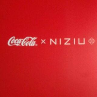 コカコーラ(コカ・コーラ)の懸賞当選品 コカコーラ × NIZIU コラボ  当選品 (アイドルグッズ)
