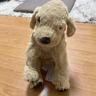 イケア(IKEA)のIKEA ぬいぐるみ 犬(ぬいぐるみ)