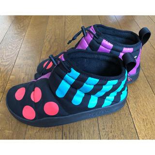 アディダス(adidas)のadidasoriginals アディダスオリジナルス ショートブーツ 24.5(ブーツ)