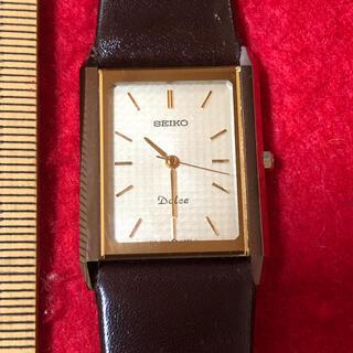 SEIKO - 腕時計 クォーツ セイコードルチェ