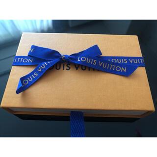 ルイヴィトン(LOUIS VUITTON)のLOUIS VUITTON キーケース空箱(ラッピング/包装)