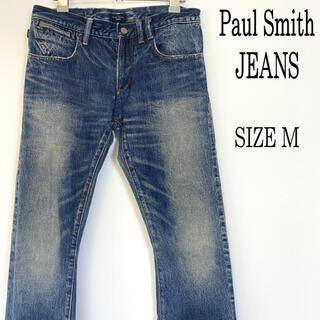 ポールスミス(Paul Smith)のPaul Smith JEANSポールスミス ストレート デニム ジーンズ M(デニム/ジーンズ)