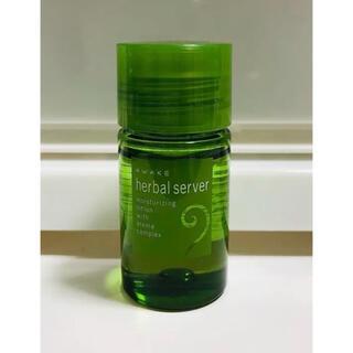 アウェイク(AWAKE)のコーセー アウェイク ハーバルサーバー 化粧水(サンプル/トライアルキット)
