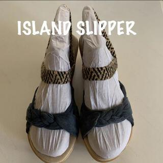 アイランドスリッパ(ISLAND SLIPPER)のハワイ ISLAND SLIPPER アイランドスリッパ サンダル W 6(サンダル)