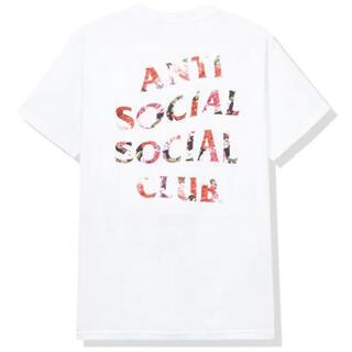 アンチ(ANTI)のAnti Social Social Club Bed Tee 2XL(Tシャツ/カットソー(半袖/袖なし))