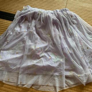 ディズニー(Disney)の新品タグ付 ラプンツェル スカート(ひざ丈スカート)