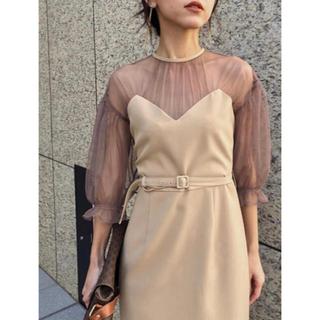 アメリヴィンテージ(Ameri VINTAGE)のAmeri vintage 大人気 ドレス ワンピース(ロングドレス)