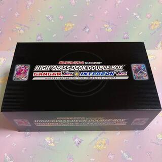 ポケモン(ポケモン)のハイクラスデッキ ダブルボックス(Box/デッキ/パック)
