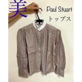 ポールスチュアート(Paul Stuart)のPaul Stuart トップス(カットソー(半袖/袖なし))