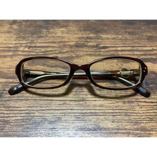 ジルスチュアート(JILLSTUART)のJILLSTUART メガネ(度入りレンズ)(サングラス/メガネ)
