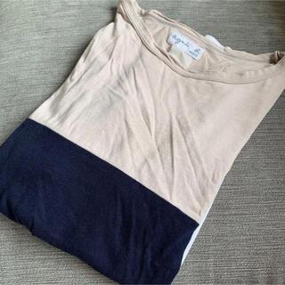アニエスベー(agnes b.)のアニエスベー(Tシャツ/カットソー(半袖/袖なし))