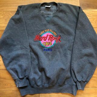 ロックハード(ROCK HARD)のハードロックカフェ トレーナー(スウェット)