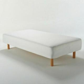 ムジルシリョウヒン(MUJI (無印良品))のベット 無印良品 シングルベット(シングルベッド)