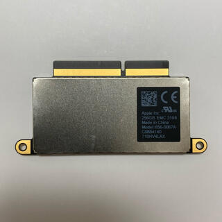 アップル(Apple)のMacBook Pro 2017(A1708) 内蔵SSD ジャンク(PCパーツ)