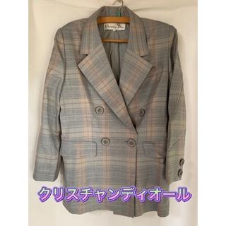 クリスチャンディオール(Christian Dior)のクリスチャンディオール テーラードジャケット スーツ レディース(テーラードジャケット)