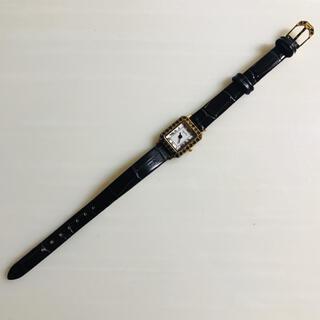 アガット(agete)のagete ガーネット 腕時計(腕時計)
