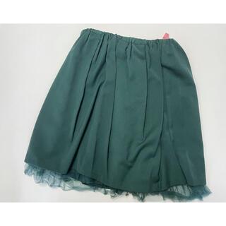 エージーバイアクアガール(AG by aquagirl)のAG by aquagirl 膝丈スカート(ひざ丈スカート)