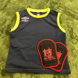 アンブロ(UMBRO)のゲームシャツ  プラシャツ(Tシャツ/カットソー)