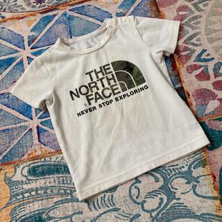 ザノースフェイス(THE NORTH FACE)のノースフェイス 80サイズ(Tシャツ)