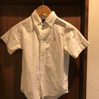 ポロラルフローレン(POLO RALPH LAUREN)のラルフローレン 5歳用 半袖シャツ(ブラウス)
