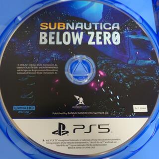 サブノーティカ: ビロウ ゼロ PS5(家庭用ゲームソフト)