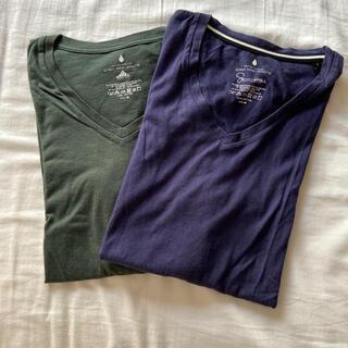 ユナイテッドアローズ(UNITED ARROWS)のユナイテッドアローズ グリーンレーベル Tシャツ 2枚セット(Tシャツ/カットソー(半袖/袖なし))