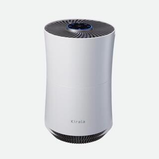 Kirala Air ハイブリッド空気清浄機 Prato/ オゾン空間除菌 8畳(空気清浄器)