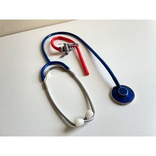 聴診器 駆血帯 セット (小道具)