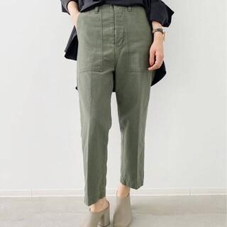 アパルトモンドゥーズィエムクラス(L'Appartement DEUXIEME CLASSE)の【AMERICANA/アメリカーナ】Cargo Pants34サイズ(ワークパンツ/カーゴパンツ)