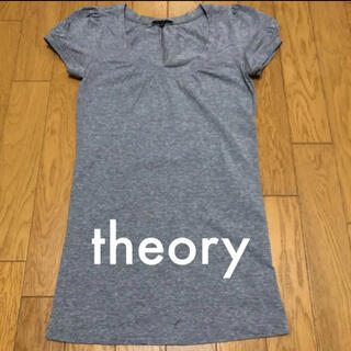セオリー(theory)のセオリー カットソー Tシャツ(Tシャツ(半袖/袖なし))