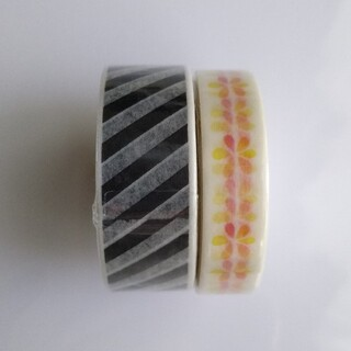 イオン(AEON)のマスキングテープ 2本セット(テープ/マスキングテープ)
