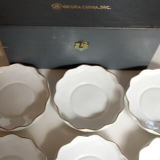 オオクラトウエン(大倉陶園)の大倉陶園  取り皿6枚セット(食器)