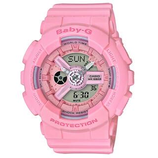 ベビージー(Baby-G)の超美品✨Baby-G  ピンク(腕時計)