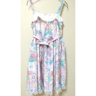 アンジェリックプリティー(Angelic Pretty)のAngelic Pretty Flower Egg Garden JSK(ひざ丈ワンピース)