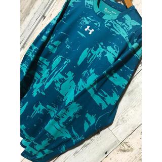 アンダーアーマー(UNDER ARMOUR)の海壁芸術美。アンダーアーマーロンT ビラボン RVCA ウィンダンシー VANS(Tシャツ/カットソー(七分/長袖))