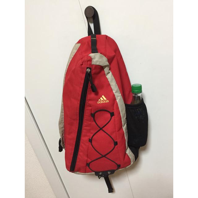 adidas(アディダス)のアディダス 斜めがけ ボディーバッグ リュック メンズのバッグ(ショルダーバッグ)の商品写真